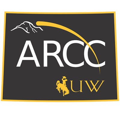 University of Wyoming Advanced Research Computing Center - Logo and Link